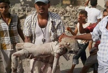Death Toll From Saudi-Led Airstrikes Rises To 21 Thousand Dead And Wounded