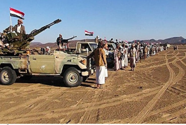 Yemeni Army Rockets Kill Several Saudi-Led Troopers In Ma'rib