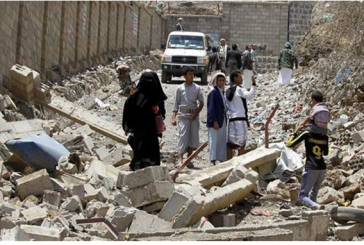 Saudi Airstrikes Killed 20 Yemenis