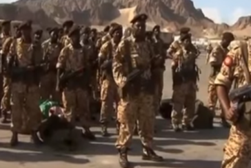 Sudanese Soldiers Land In Yemen To Join Saudi Aggression