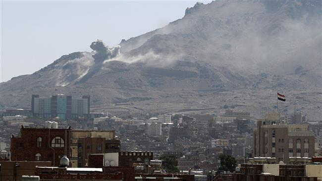 Fresh Saudi Air Attacks Claim More Lives In Yemen