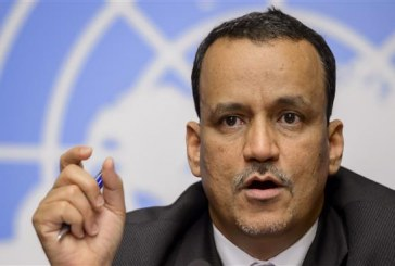 Talks of Yemen Warring Sides to Continue on Jan. 14 2015
