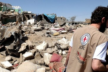 ICRC Concerned About Yemen Hospital Strikes