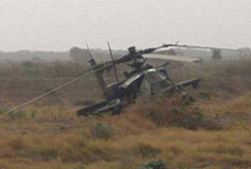 Yemeni Forces Shoot Down Saudi Helicopter