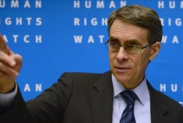 HRW Director: Saudi-Led Coalition And  America  Violate International Standards In Yemen